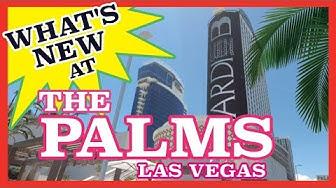 The Palms New Renovation Walk-Thru in Las Vegas