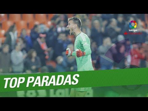 TOP Saves December LaLiga Santander 2017/2018