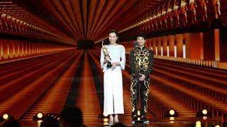 2016 CCTV体坛风云人物颁奖盛典最佳组合奖 - 吴敏霞 Wu Minxia 施廷懋