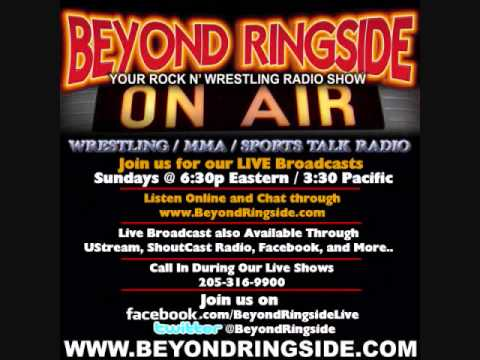 Beyond Ringside LIVE - July 14, 2013 from...