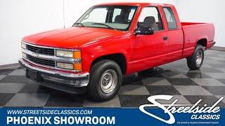 1998 Chevrolet Silverado 1500 for sale | 1525 PHX