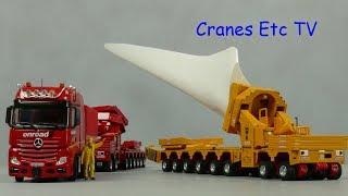 IMC Scheuerle Wind Transporters