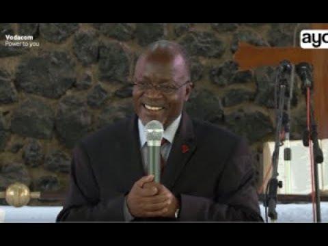 LIVE: Rais Magufuli katika Maadhimisho ya Miaka 150 Uinjilishaji