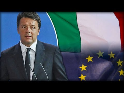 BREXIT RIPPLE EFFECT: ITALY TO HOLD REFERENDUM TO BOOT OUT PRO EU PM