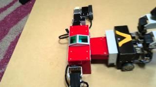 ガッタイガータンクとガッタイガージェットの合体モーションを一通りやってみました。