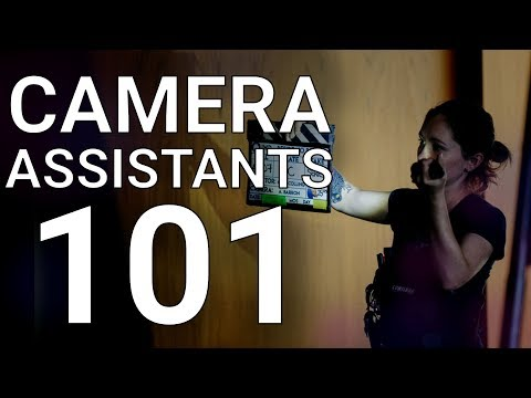 Responsibilities On A Film Set For Camera Assistants