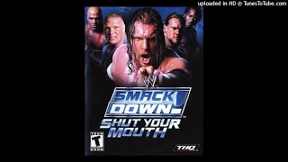 WWE SmackDown Shut Your Mouth OST BGM 02
