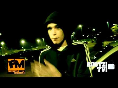ROOTZ TV - Raskal [Freestyle Madness]