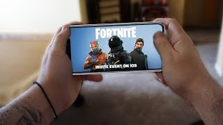 New FORTNITE ON MOBILE! HOW TO GET EARLY ACCESS! How To Download!