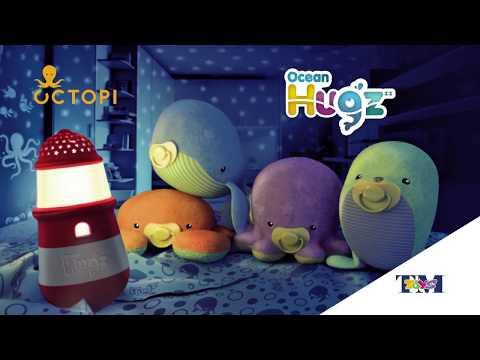 Octopi - Interaktywne Morskie Zwierzaczki, TM Toys