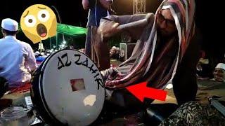 Ketika Habib Bidin Mukul Bass Jedur Az Zahir | Nusantara