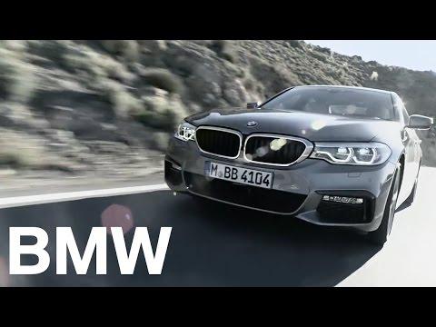 Daha Hafif Ve Daha Güçlü: Yeni BMW 5 Serisi.