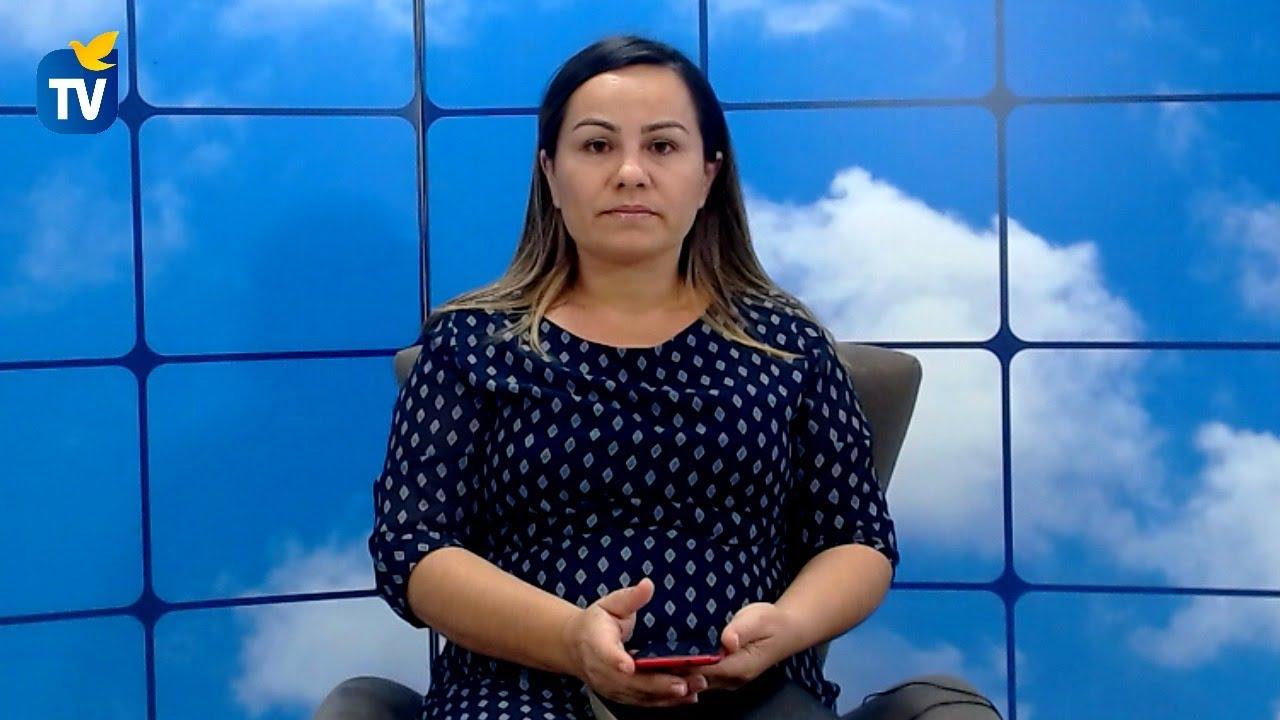 A HORA DA PALAVRA / PRA. HELINE SOUSA  10-09-2020
