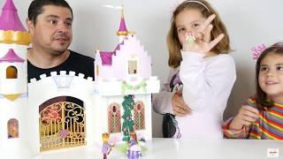 PLAYMOBIL PRINCESS 👸 ΣΟΥΠΕΡ ΔΙΑΓΩΝΙΣΜΟΣ παιχνίδια βίντεο και διασκέδαση για παιδιά ελληνικά greek