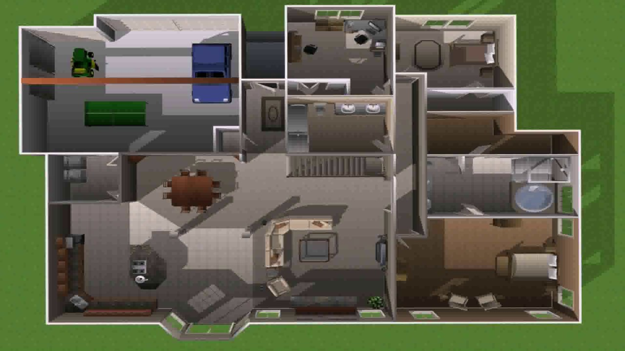 Total 3d Home Design Deluxe 9 0 Free Download Youtube