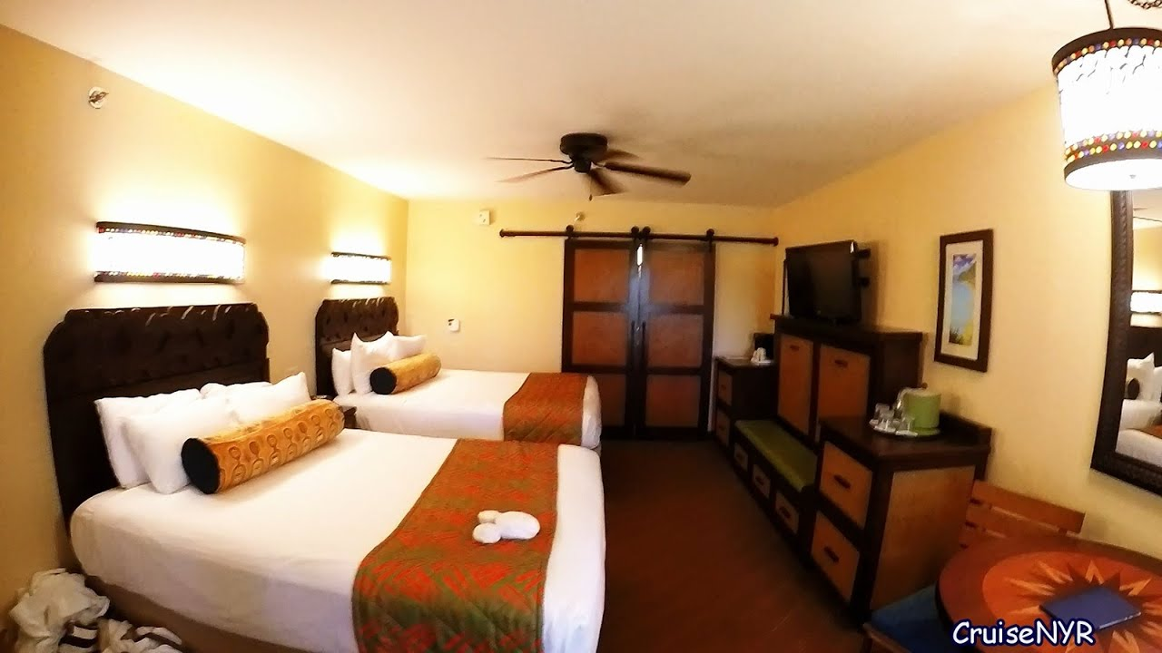 Disneys Caribbean Beach Resort Jamaica Newly Refurbished 2015