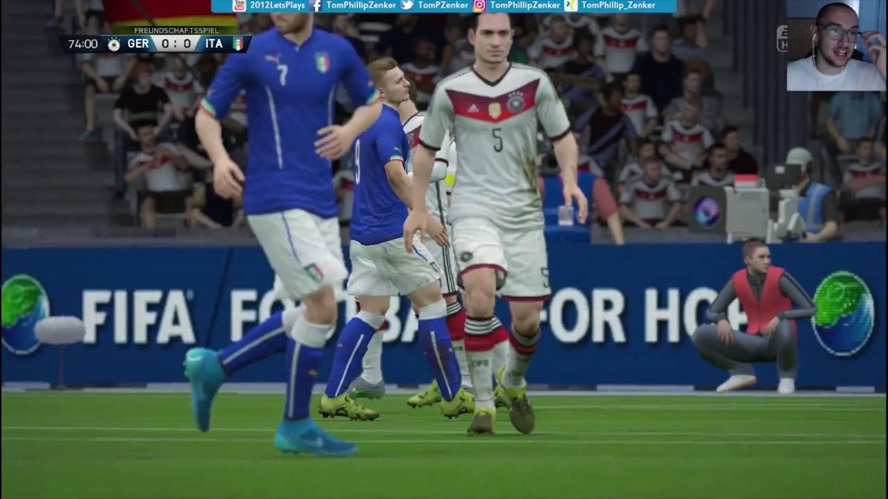 Livestream Em Deutschland Italien