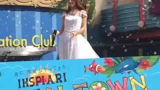2015/08/04 舞浜・イクスピアリ リリイベ・2部とき→撮影OKでした   『Sp...