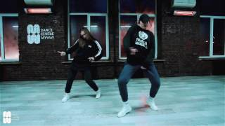 PARTYNEXTDOOR-not nice-Choreography by Polina Ivanyuk-Dance Centre Myway