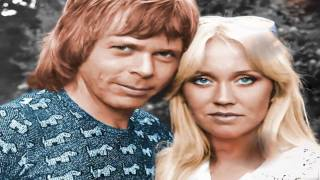 "ABBA  ""Why Did It Have To Be Me""  [Wide Screen - High Definition]  (Bjorn & Agnetha Pics.)"