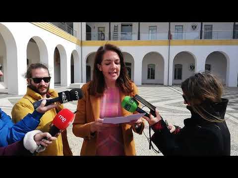 El Campus de Ceuta se moviliza por la estabilización del PAS interino de la UGR