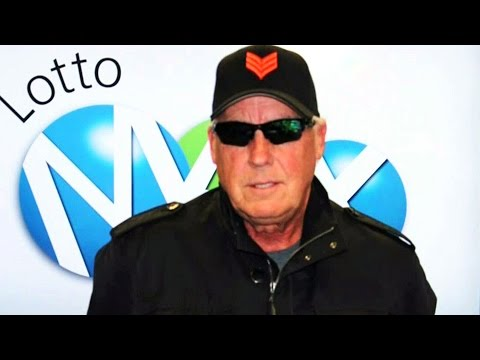 Beating the odds: Lotto Max winner gives away jackpot