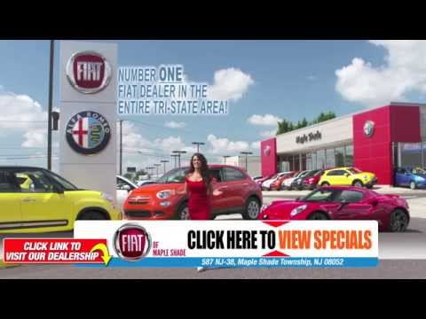 Fiat of Maple Shade - Summer Sale 2015