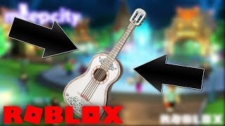 [Event] How to get or *Ernesto De La Cruz's Guitar* - Roblox
