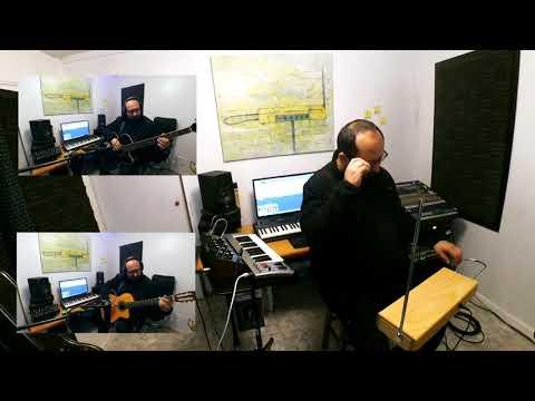 En los Jardines Humanos (Violeta Parra) - Cover theremin