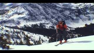 Bitterroot Ski Traverse, Montana backcountry ski