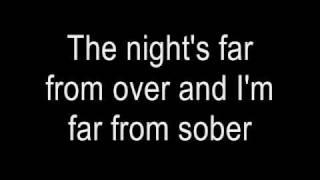 Hinder- Up All Night with lyrics