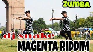 DJ SNAKE || Magenta Riddim || Zumba Dance
