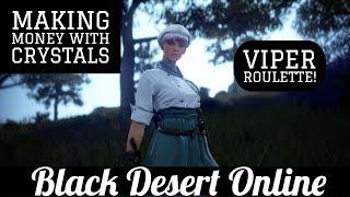 Black Desert Online [BDO] Can You Make Money Making Crystals?
