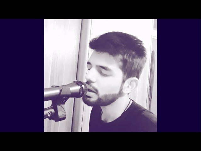 Sam Smith - I'm Not The Only One Cover By Siddharth Deshpande