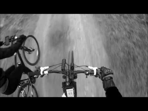 My bike ride became an arthouse movie