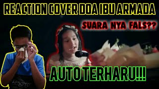 Reaction Video Nay Cover lagu Doa Ibu | Armada