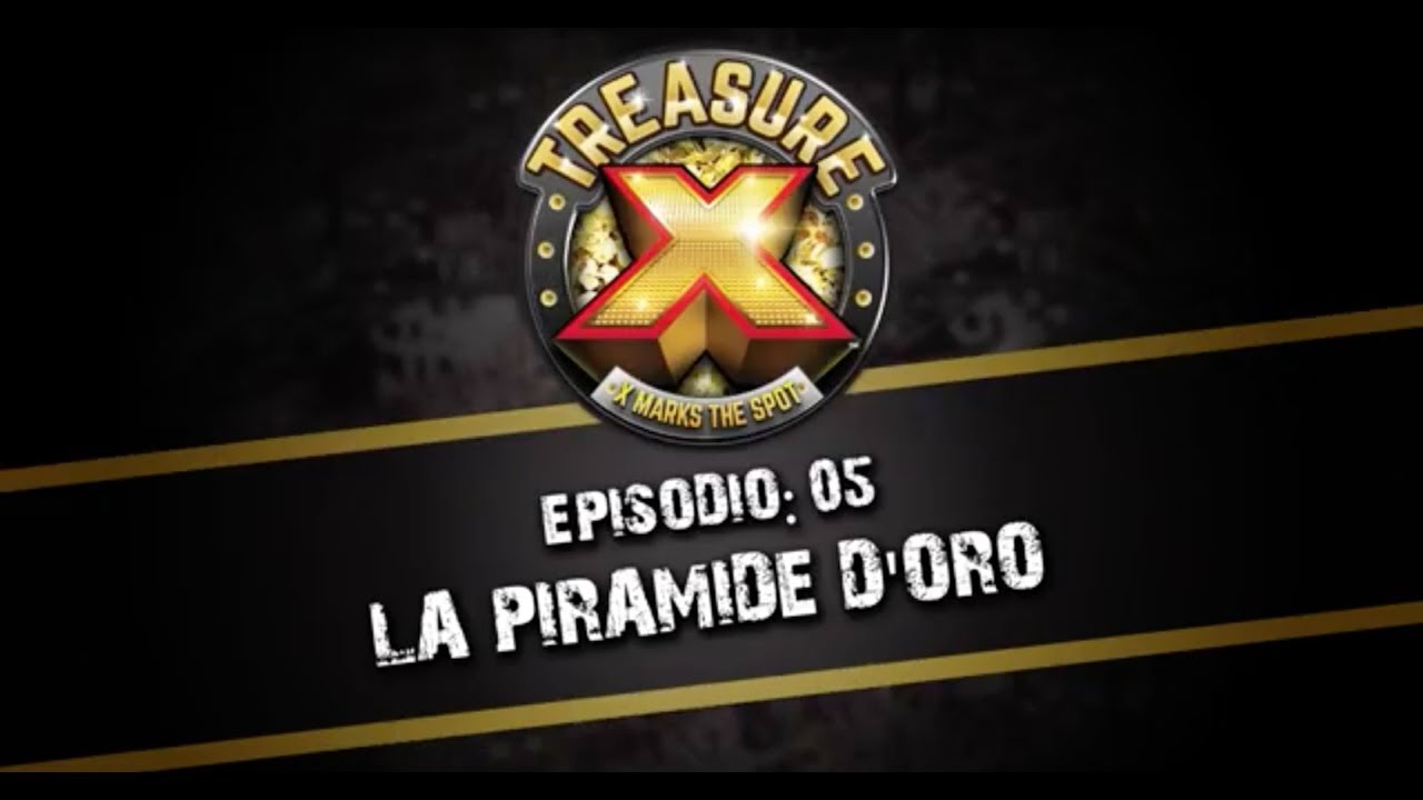 Giochi Preziosi | Treasure X - Episodio 5