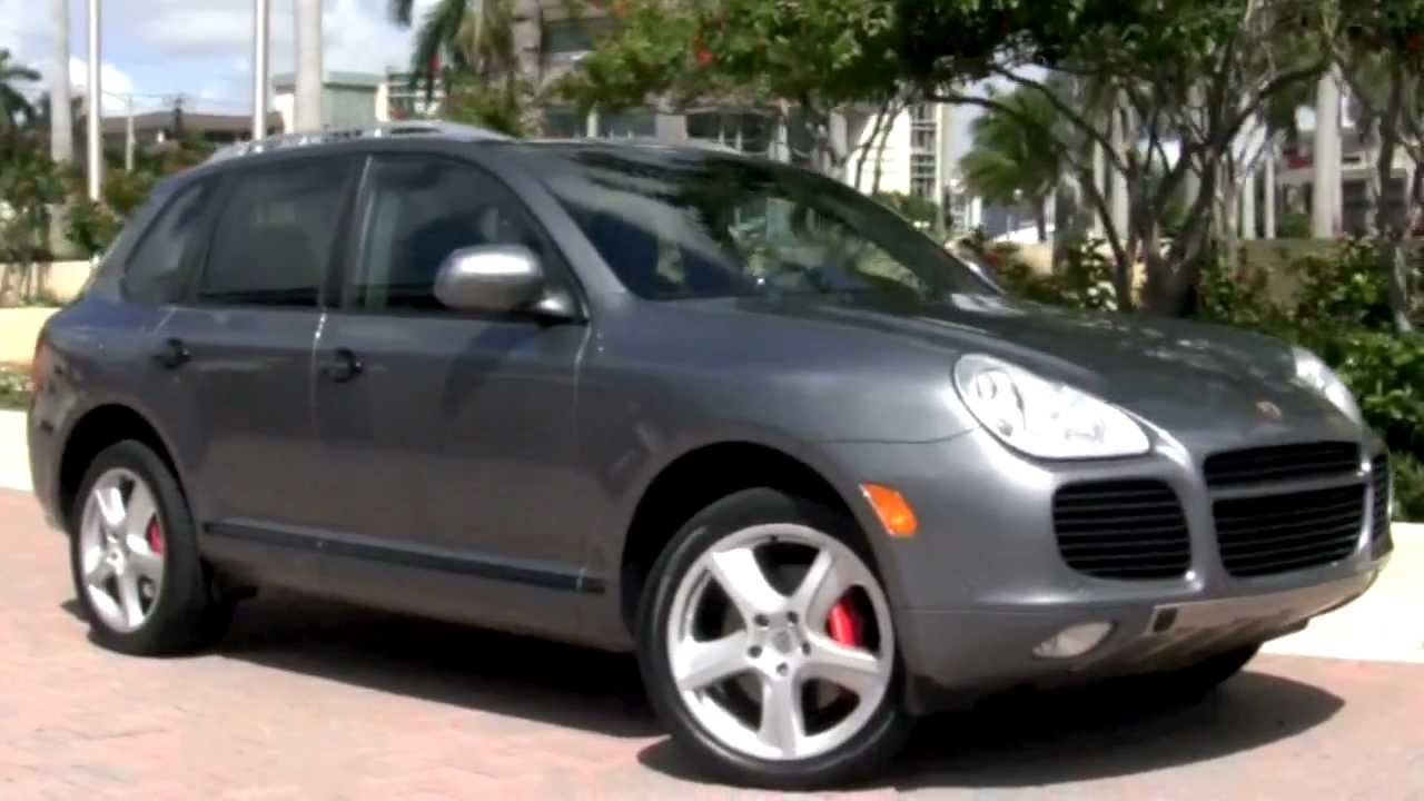 2006 porsche cayenne turbo youtube. Black Bedroom Furniture Sets. Home Design Ideas