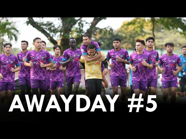 AWAYDAY #5 KEDAH DARUL AMAN FC vs TERENGGANU FC