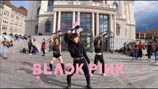 [ KPOP IN PUBLIC CHALLENGE ] BLACKPINK - Kill This Love DANCE COVER by NLRY