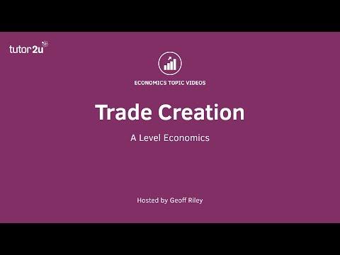 Trade Theory - Trade Creation