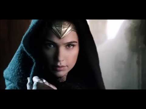 "FIRST PHOTO OF "" WONDER WOMAN"" THE MOVIE 2017"