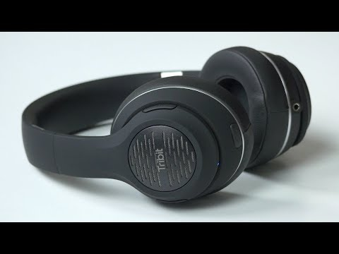 Tribit XFree Tune Wireless Headphones
