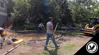Creative Concrete - Prepping (BUFFALO LAKE UPDATE 2)