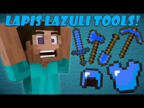 Why Lapis Lazuli Tools Don't Exist - Minecraft