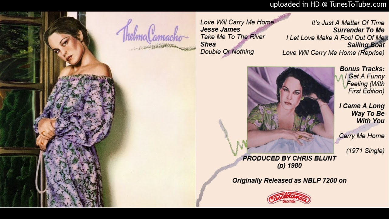 Thelma Camacho [Full Album + Bonus] (1980) - YouTube