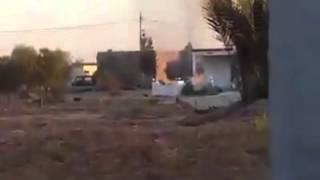 بالفيديو.. الجيش التونسي يقضي على 5 إرهابيين في بن قردان