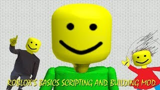 ROBLOX'S BASICS IN OOFING! (Baldi's Basics Mod)