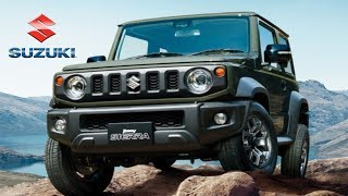 💥2019 Suzuki Jimny Sierra review Interior and off-road