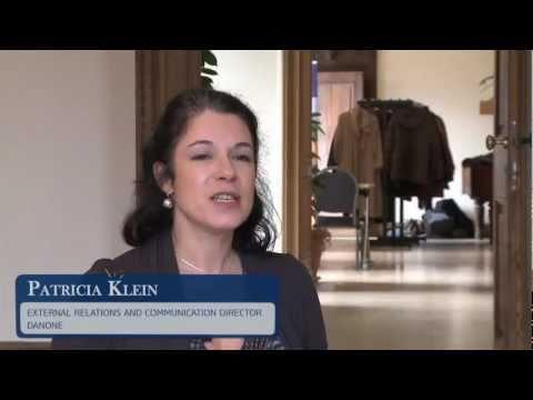 20110125 - Members: Danone about Business & Society Belgium